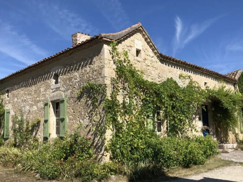 Sale house / villa St clar 399000€ - Picture 3