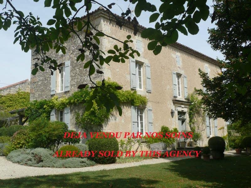 Sale house / villa Marsolan 845000€ - Picture 1