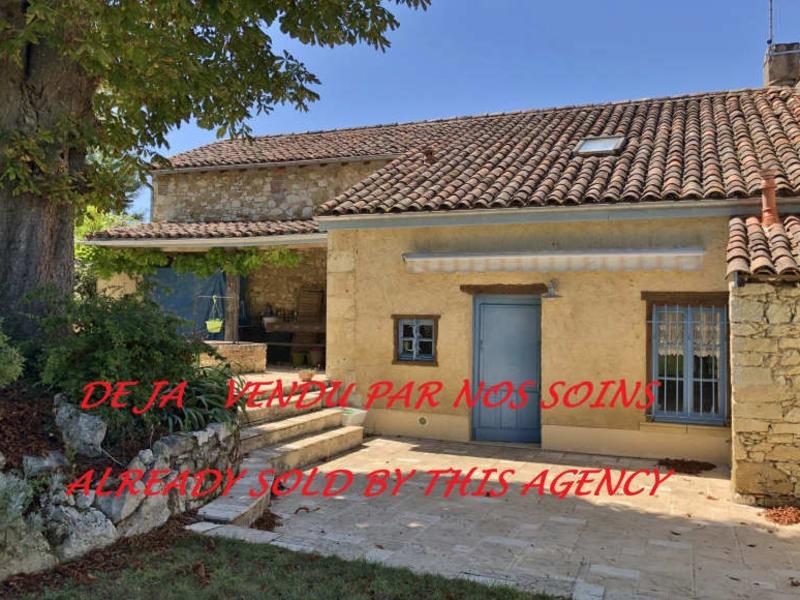Sale house / villa Prechac 169000€ - Picture 1