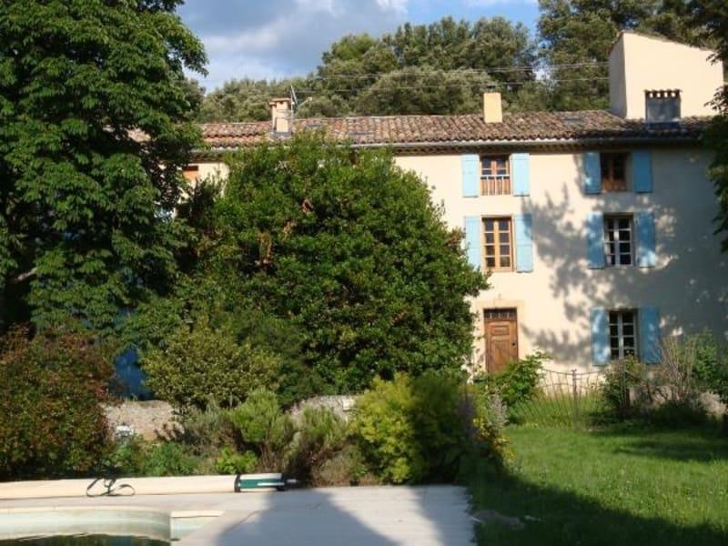 Vente maison / villa Les mees 730000€ - Photo 1