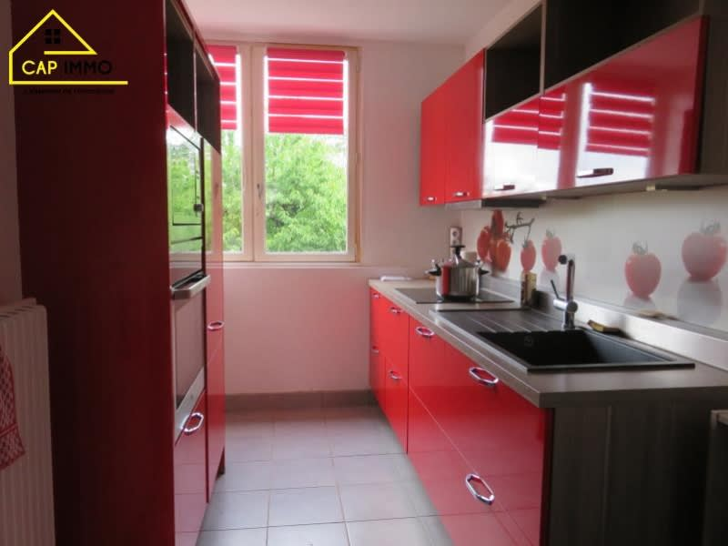 Sale apartment Decines charpieu 185 000€ - Picture 2