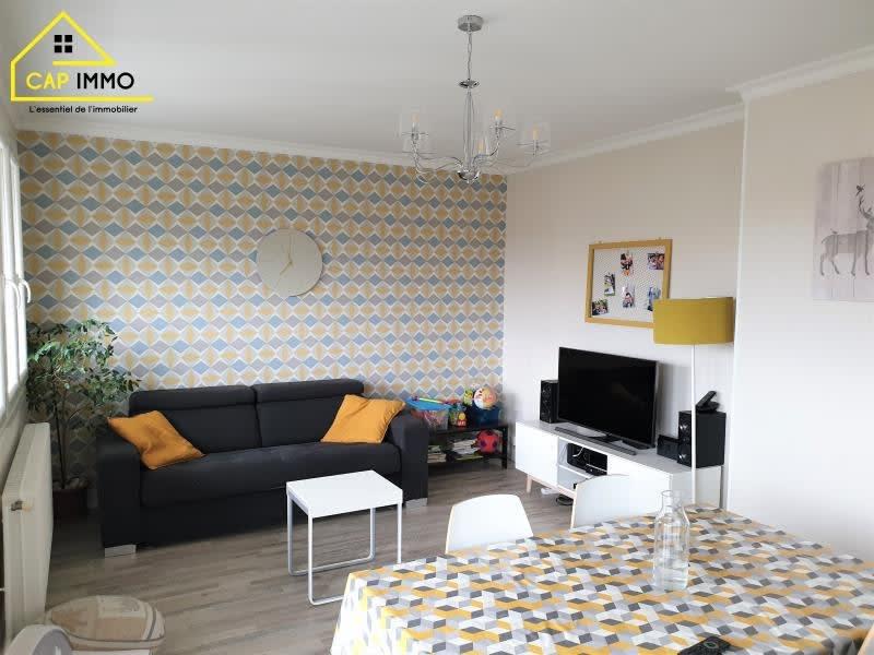 Sale apartment Decines charpieu 220000€ - Picture 2