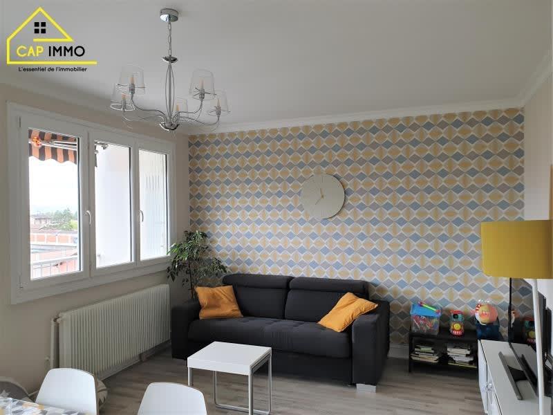 Sale apartment Decines charpieu 220000€ - Picture 3