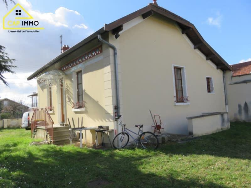 Vente maison / villa Decines charpieu 325000€ - Photo 1