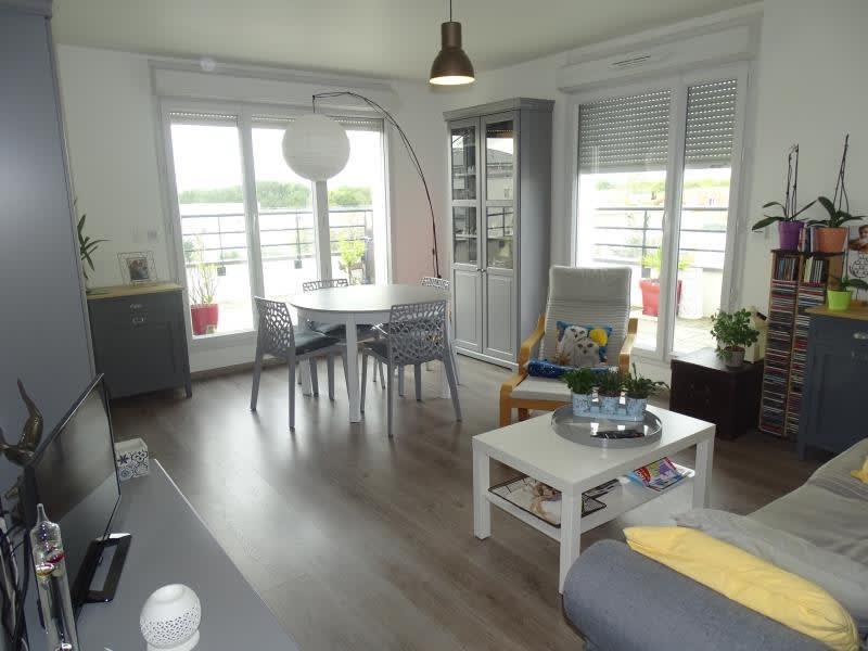 Sale apartment Eragny 300000€ - Picture 2