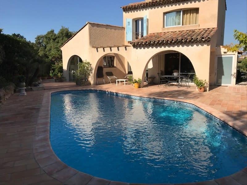 Sale house / villa St raphael 1180000€ - Picture 1