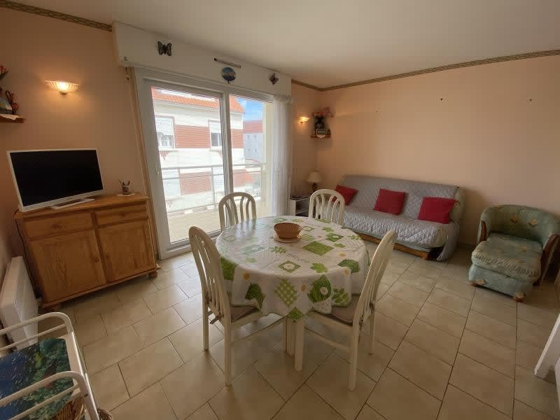 Sale apartment Fort mahon plage 144 750€ - Picture 1