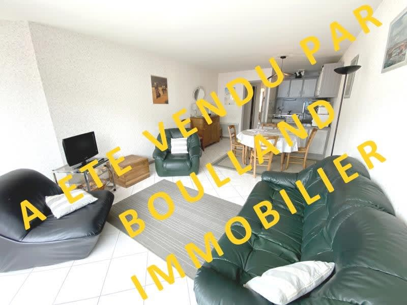 Vente appartement Fort mahon plage 213 000€ - Photo 1