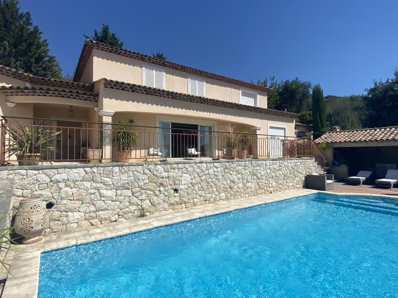 Deluxe sale house / villa Falicon 1 350 000€ - Picture 1