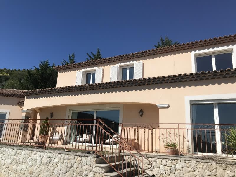 Deluxe sale house / villa Falicon 1 350 000€ - Picture 2