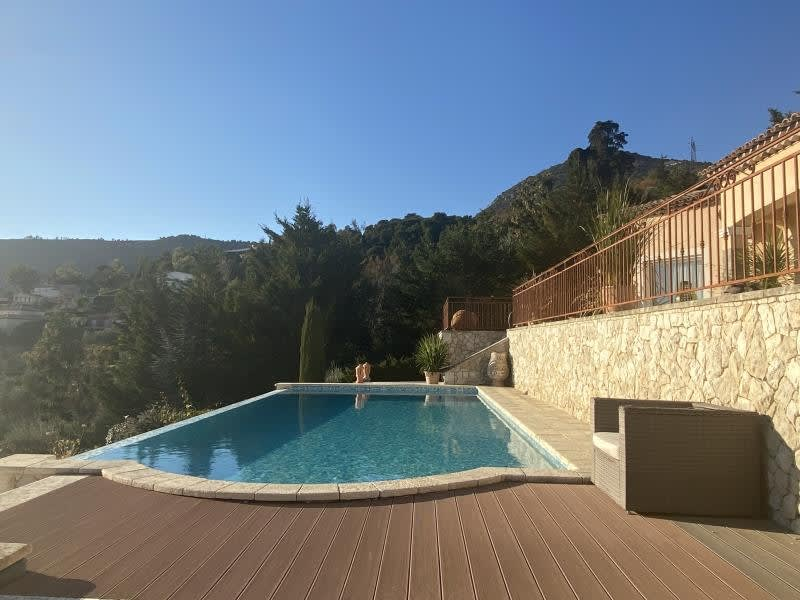 Deluxe sale house / villa Falicon 1 350 000€ - Picture 5
