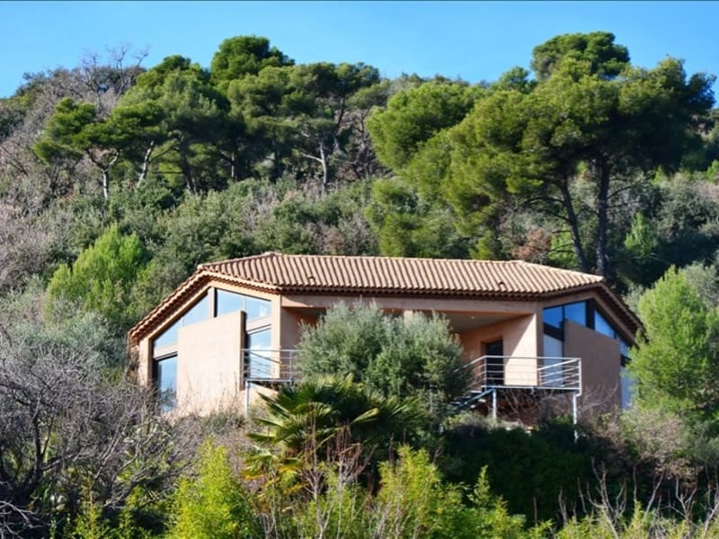 Sale house / villa Falicon 1 250 000€ - Picture 3