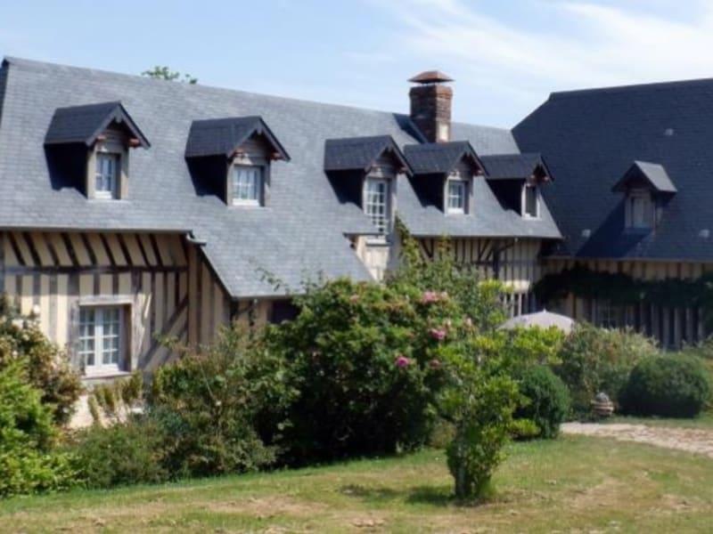 Sale house / villa Les authieux sur calonne 892500€ - Picture 1