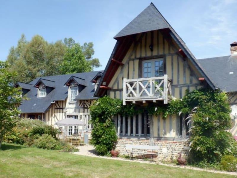 Vente maison / villa Les authieux sur calonne 892500€ - Photo 2