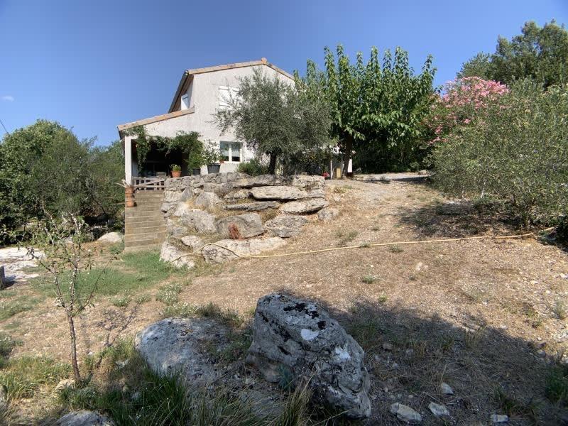 Vente maison / villa Ruoms 367500€ - Photo 1