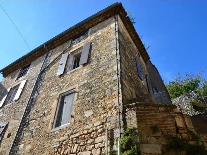 Sale house / villa Vallon pont d arc 170000€ - Picture 1