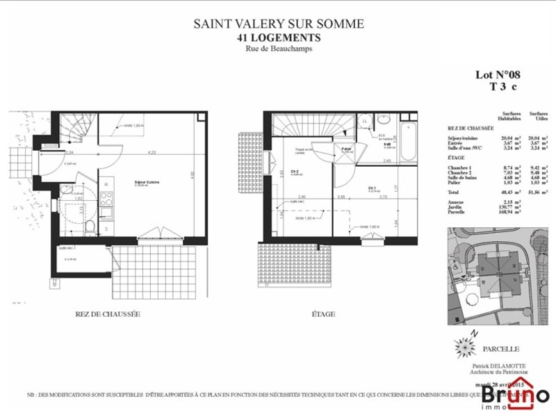 Verkauf haus St valery sur somme  - Fotografie 5
