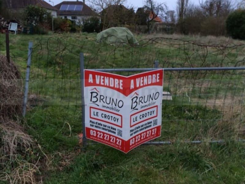 Verkauf grundstück Saint quentin en tourmont  - Fotografie 2