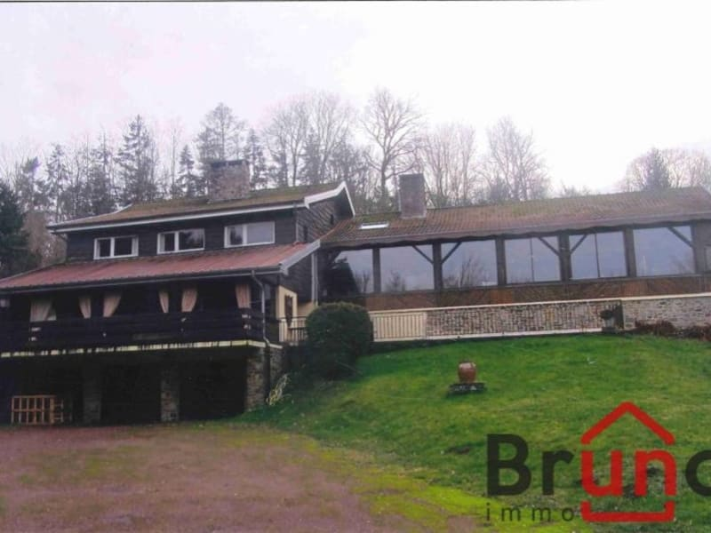 Commercial property sale shop Allery 186 500€ - Picture 1