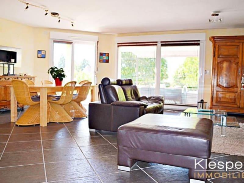 Sale house / villa Baldenheim 415000€ - Picture 2