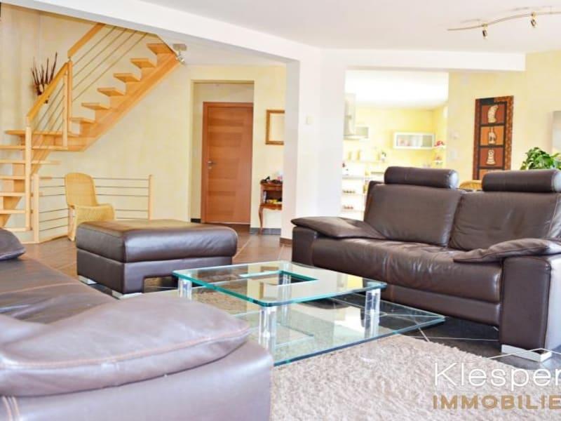 Sale house / villa Baldenheim 415000€ - Picture 4