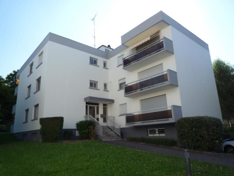 Sale apartment Brunstatt 98 000€ - Picture 1