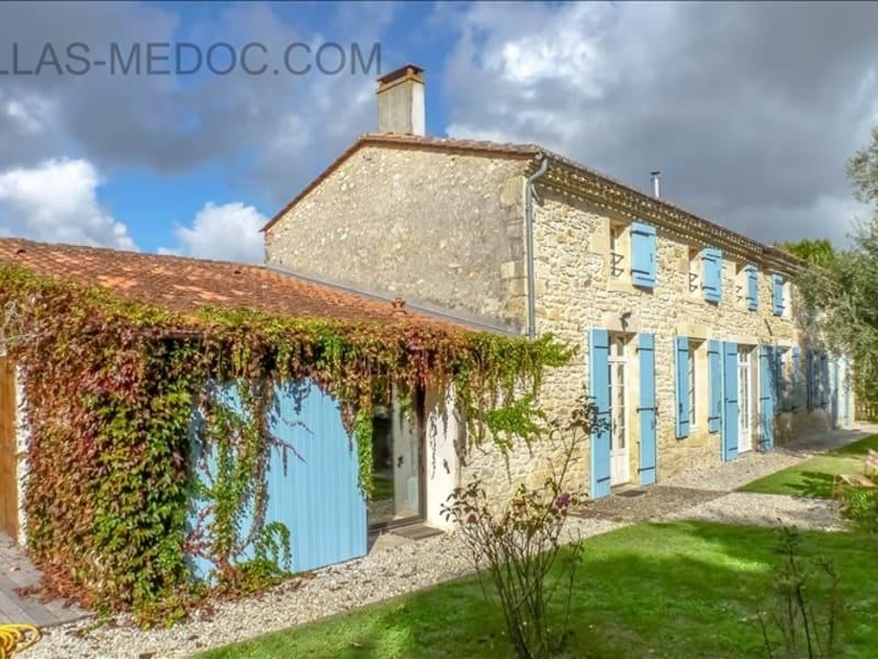 Vente maison / villa Queyrac 414000€ - Photo 4