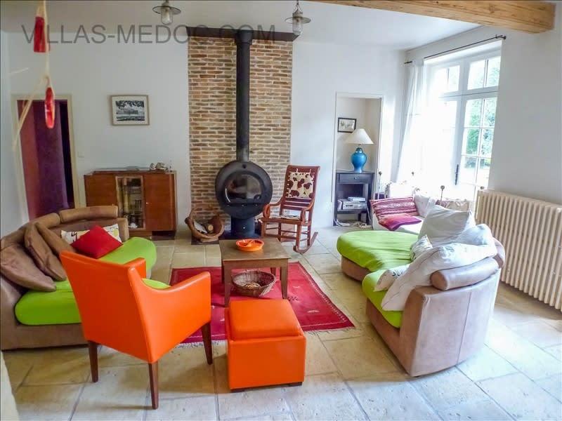 Vente maison / villa Queyrac 414000€ - Photo 7