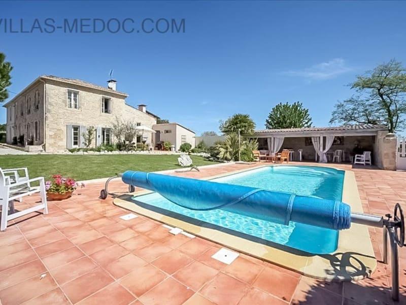 Vente maison / villa Saint germain d esteuil 572000€ - Photo 1