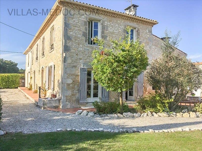 Vente maison / villa Saint germain d esteuil 572000€ - Photo 2