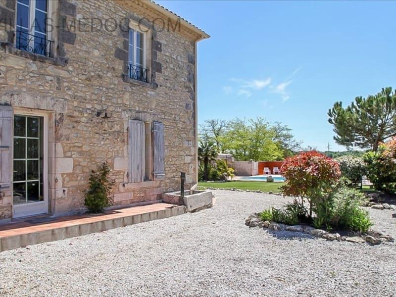 Vente maison / villa Saint germain d esteuil 572000€ - Photo 4
