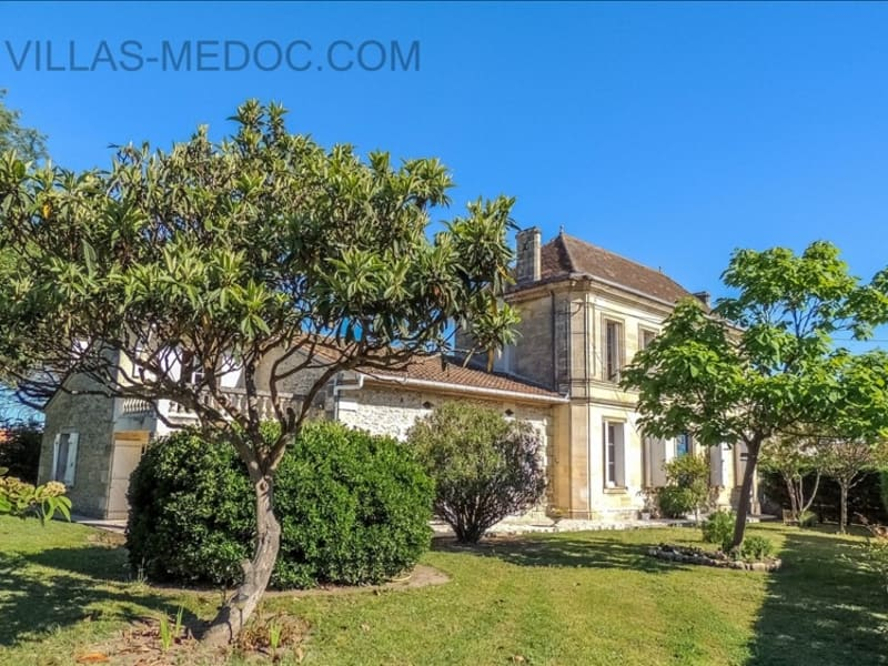 Vente maison / villa Saint christoly medoc 388 000€ - Photo 2