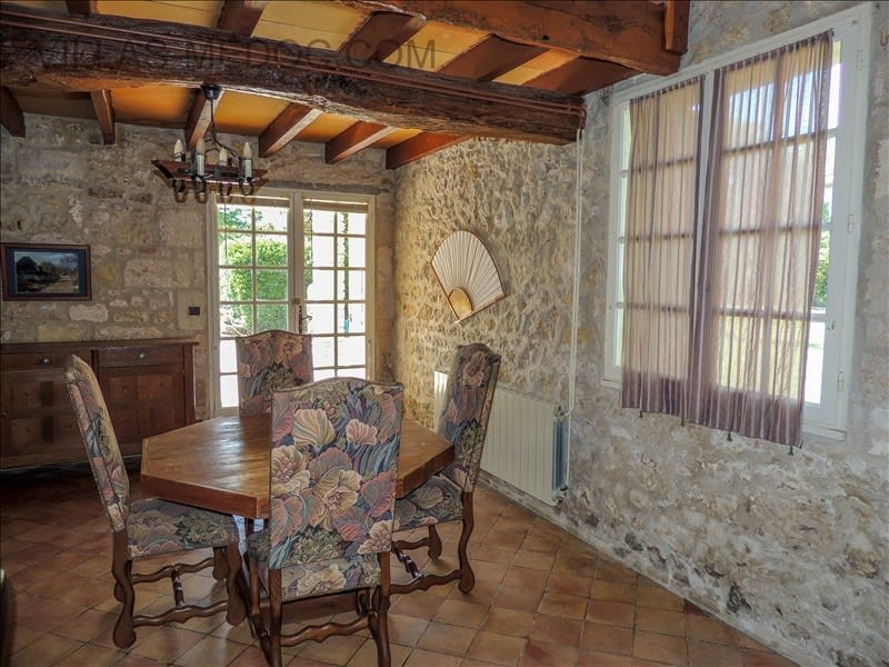 Vente maison / villa Saint christoly medoc 388 000€ - Photo 9