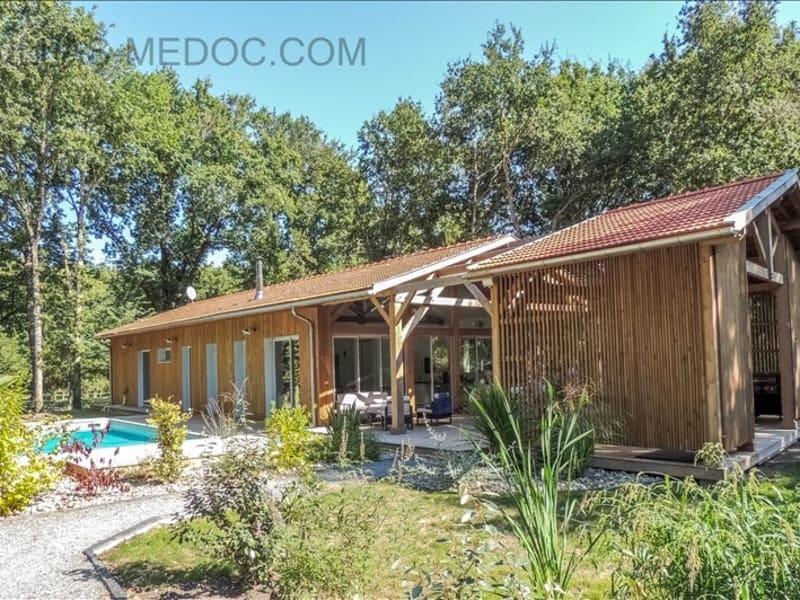 Vente maison / villa Grayan et l hopital 440000€ - Photo 1