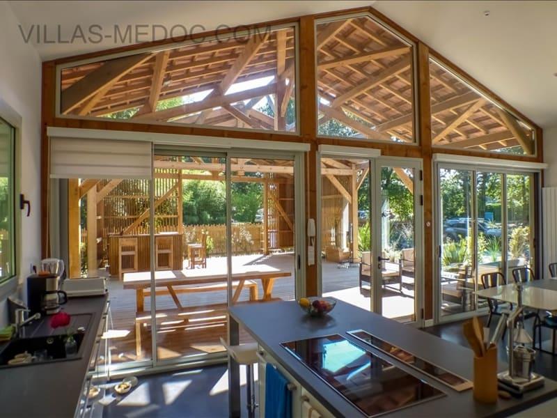 Vente maison / villa Grayan et l hopital 440000€ - Photo 4