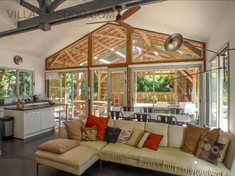 Vente maison / villa Grayan et l hopital 440000€ - Photo 5