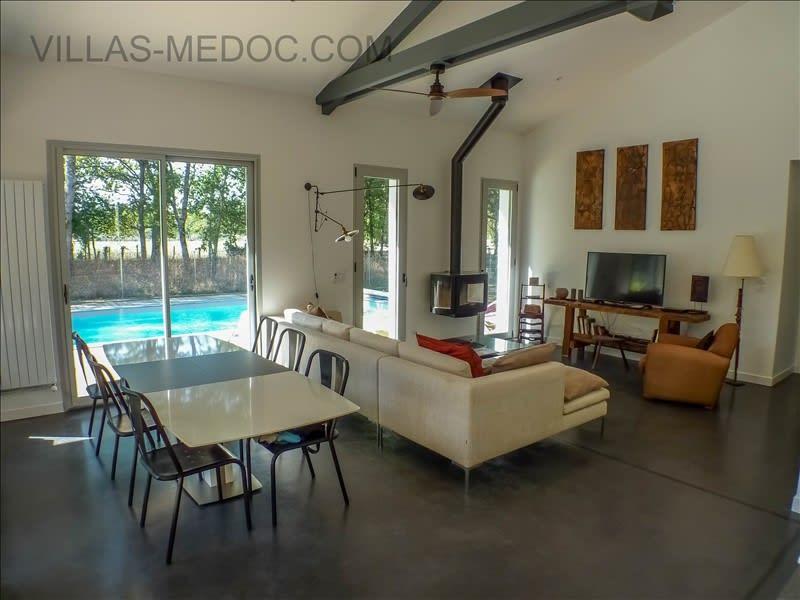Vente maison / villa Grayan et l hopital 440000€ - Photo 6