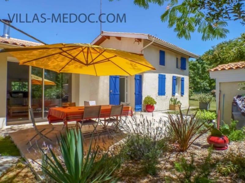 Vente maison / villa Vensac 519000€ - Photo 1