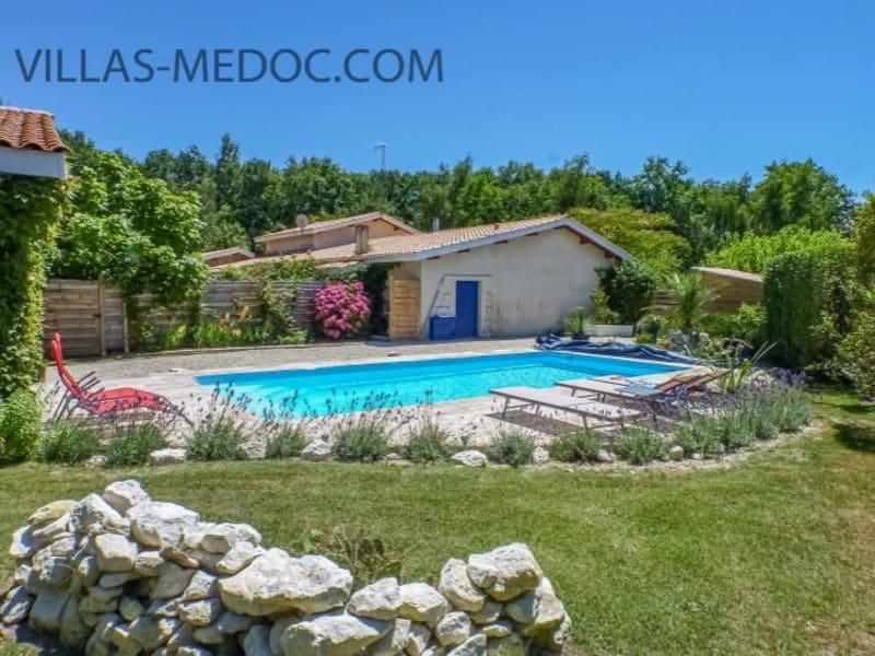 Vente maison / villa Vensac 519000€ - Photo 2