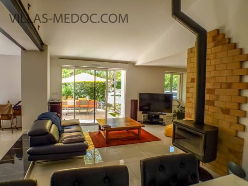 Vente maison / villa Vensac 519000€ - Photo 6