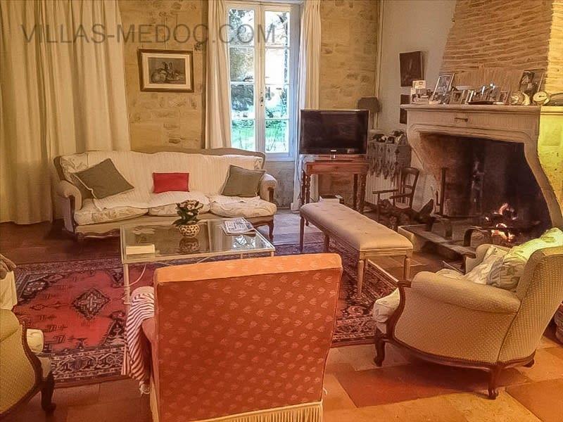 Vente maison / villa Jau dignac et loirac 780000€ - Photo 6
