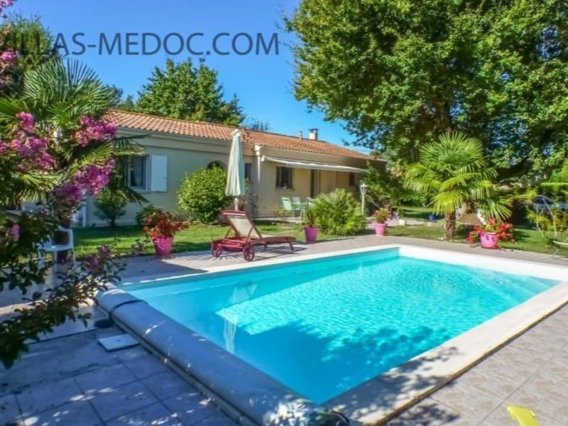 Sale house / villa Gaillan en medoc 318000€ - Picture 1