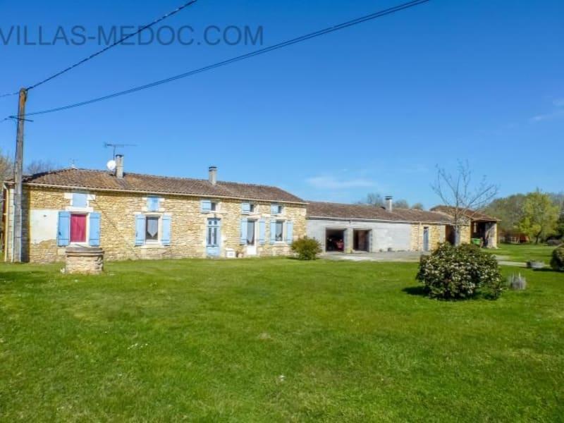 Sale house / villa Lesparre medoc 315000€ - Picture 1