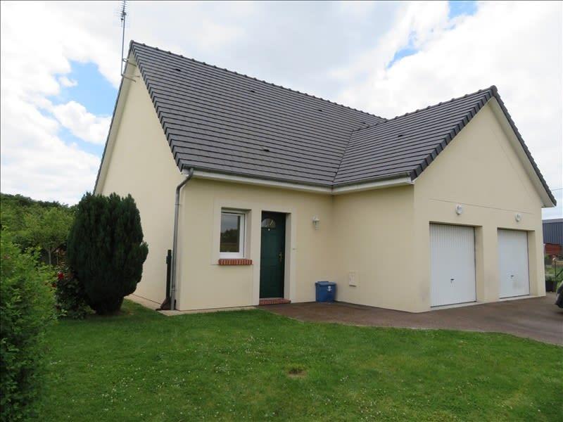 Vente maison / villa Conches en ouche 131000€ - Photo 1