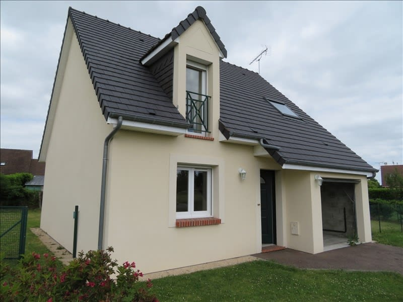 Vente maison / villa Conches en ouche 162000€ - Photo 1