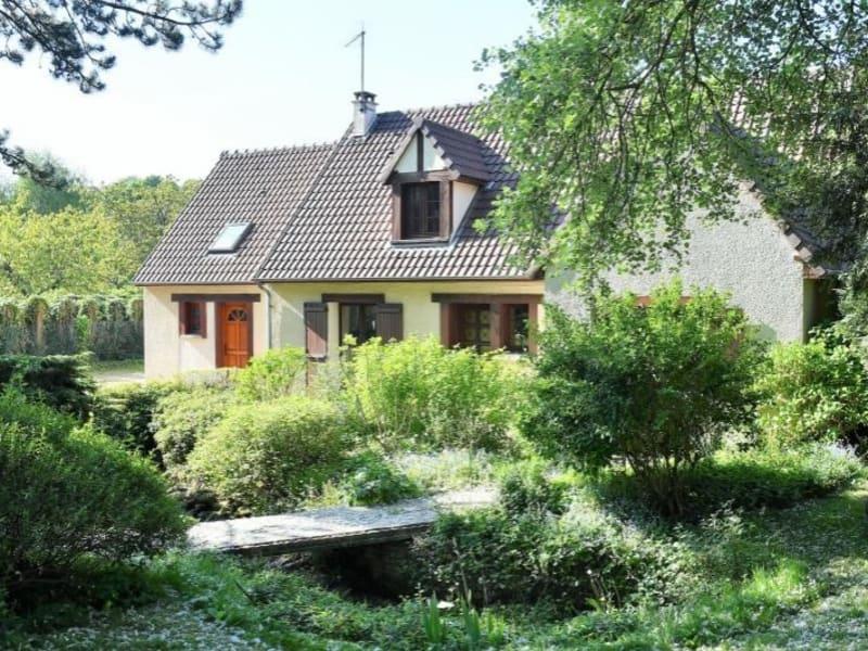 Vente maison / villa Houlbec cocherel 350000€ - Photo 1