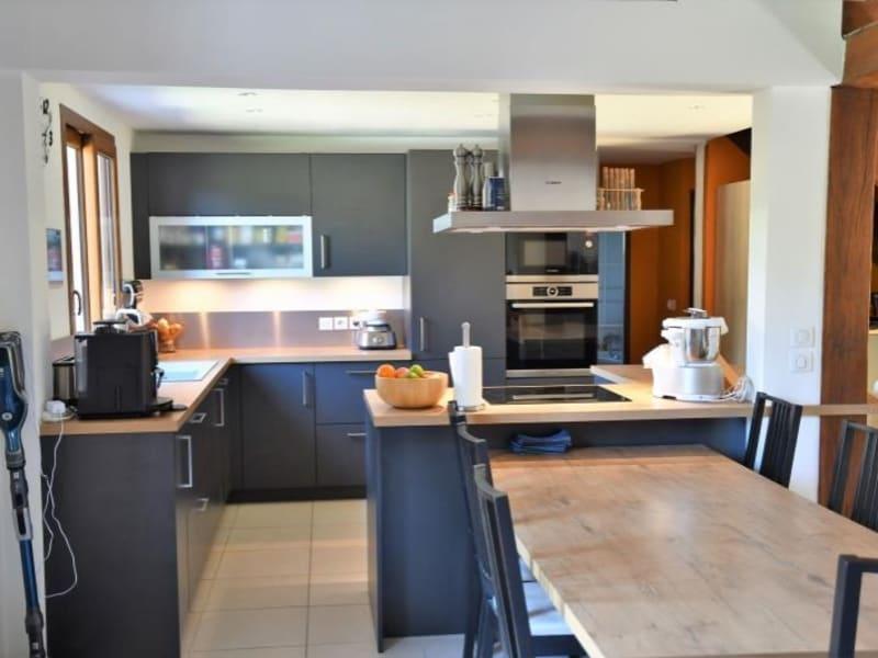 Vente maison / villa Houlbec cocherel 350000€ - Photo 4