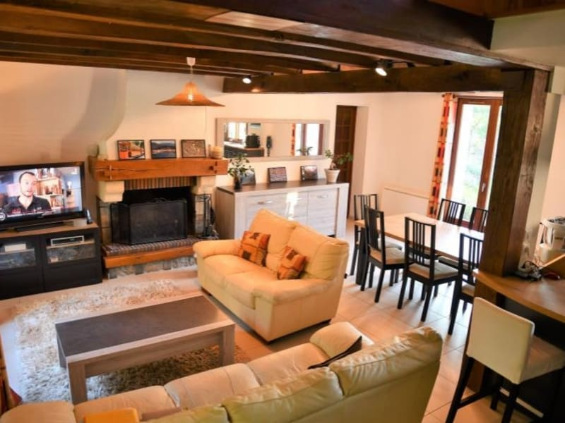 Vente maison / villa Houlbec cocherel 350000€ - Photo 5