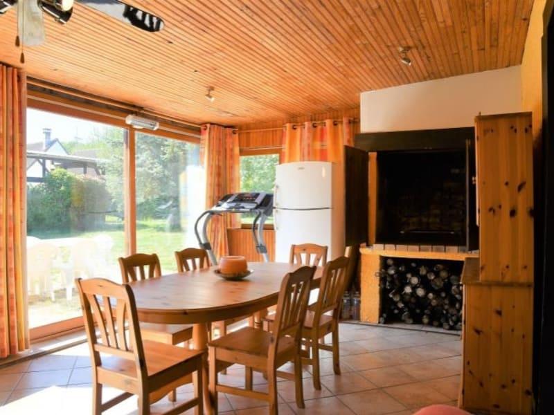 Vente maison / villa Houlbec cocherel 350000€ - Photo 12