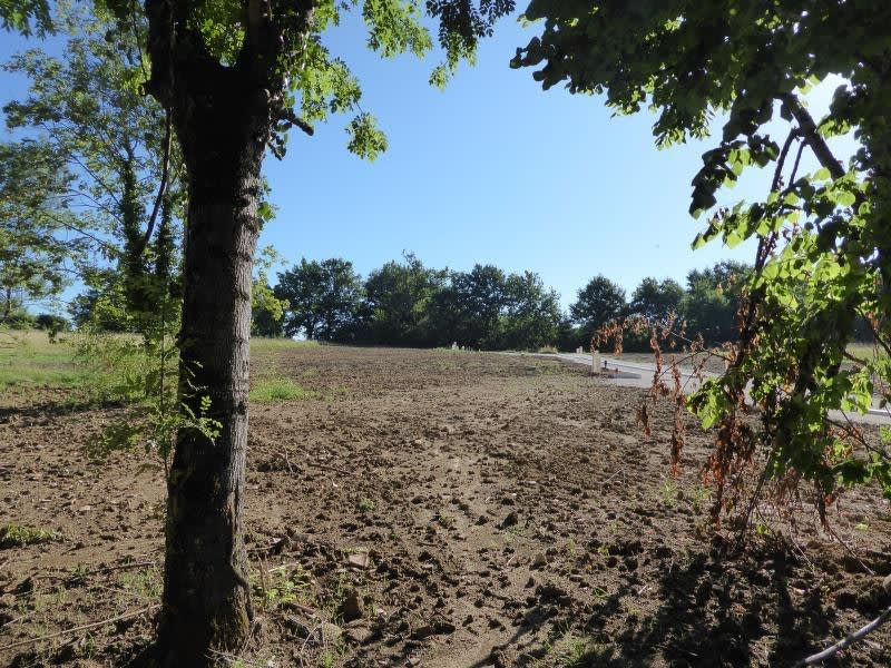 Vente terrain Caussade 39500€ - Photo 1
